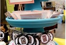 Craft fair table set up ideas