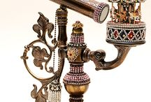 Kaleidoscopes / design and beauty of kaleidoscopes