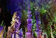 Grotte de l'Aven Armand / Découvrez la grotte de l'Aven Armand en images.