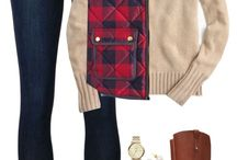 Outfit hilfiger turtleneck sweater