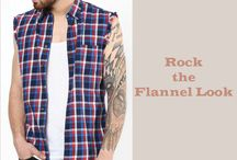 4 Tips for Men to Rock the Flannel Look This Summer