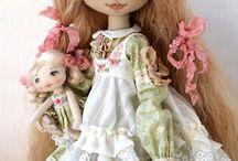 Kit per creare bambole