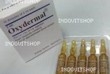 Oxydermal putih Indovitshop / Anti oxidant