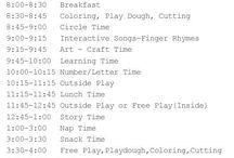 dag planning