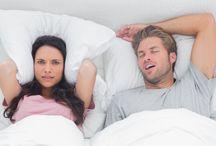Chrápanie vs. pokojný spánok / Túžite sa pokojne vyspať?