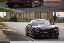 Ford Mustang / by Amie Williams