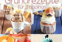 toppings für Muffin