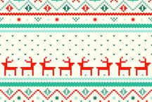 Chrsitmas patterns