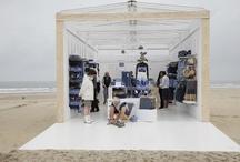 Exhibition spaces
