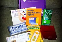 #TLCVoxBox / Products I received complimentary from @Influenster for review purposes