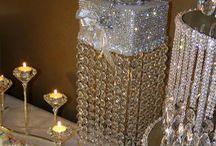 vasi in vetro da decorare