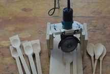 sendok kayu