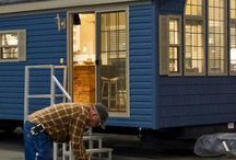 Tiny Houses / If you're really looking to simplify your life