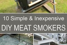 DIY smoker ideas