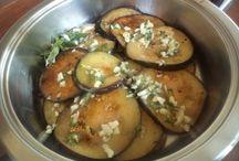 Salata od pecenih patlidzana