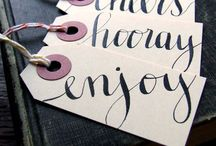 Crafts - Gift Tags