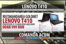 Laptop Second Hand / Laptopuri second hand cu garantie si livrare gratuita in Romania.
