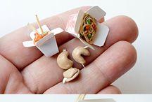 Miniaturas de arcilla