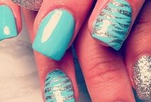 Nails i <3 / by Colby Angus Leavitt