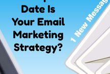 Email Marketing / Email marketing is making a comeback! Just make sure that you are abiding by the CAN-SPAM laws when emailing your customers.  Contact Kim if you'd like to contribute to this board about email strategies: http://workinmypajamas.com/contact/