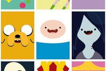 ADVENTURE TIME PARTY.