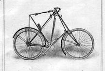Vintage Bicycle / by Joel Carr