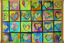 art projects for school / by PatandJeanne Callahan