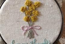 Stitch/cross stitch