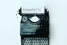 Knowaholic