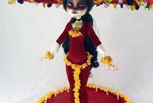 NoD MH and EAH custom dolls