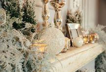 Christmas decoration / My Christmas arrangement