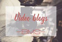 """VIDEO BLOGS / Si eres """"youtubera"""", preséntanos en este tablero los vídeos de tu blog, no importa la temática.  Nos encantará """"verte"""" y """"escucharte"""", y por supuesto, pinear..."""