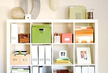 Organize / by Jordan Kirkman