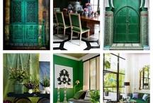 Emerald Green / by 30s Magazine