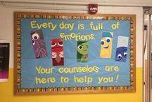 Counselor Bulletin Board Ideas