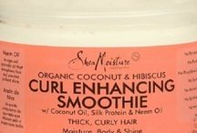 Naturally Curly / Hair care, routines and tips for naturally kinky curly hair.