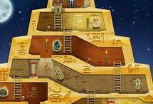 Egypti koti & perhe
