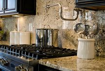 Building dream kitchen ideas / by Jill Zuckerman-basto