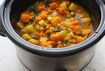 Soups/Vegetarian Dishes