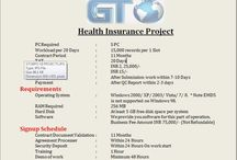 GTOBPO PROJECTS  / Gtobpo is a global business process outsourcing company, one of the world's largest outsourcing, Data entry service, BPO, KPO, LPO ,  inbound outbound Call centre professional services Provide companies with headquartered in Lucknow, INDIA.  The firm operates in countries, with a total of more delivery centers.  Key strength:  Better Service Provider