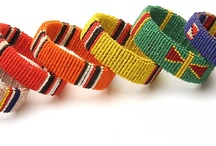 Maasai Beaded Designs / This board is dedicated to Maasai beaded designs. A lifelong friend was the first person to incorporate these beaded designs into her fashion designs. They now sell worldwide.