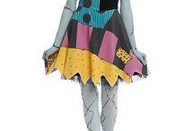 Sally cosplay <3