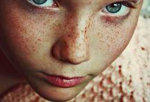 freckles and fabulous hair  / by Sandy Taylor