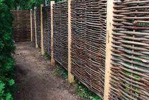 Dry fences