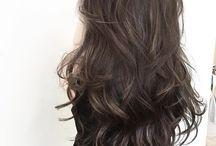 Hair color❤️