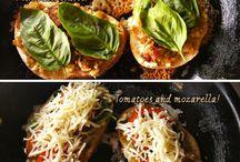 I like food / by Maggie Liston