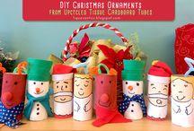 Christmas kids crafts ideas