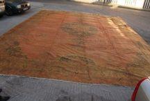 Anatolian large carpet