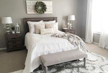 Нейтральные спальни