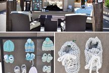 Baby Shower Inspiration / Baby shower decorations, games, gifts, etc.  Party ideas to help celebrate pregnancy and new family members! / by BabyBump